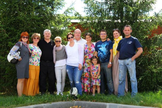 Встреча сафарийцев, август, 2015